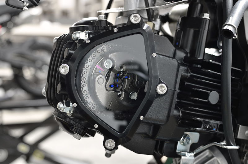 OTB Clear Cam Cover Z125