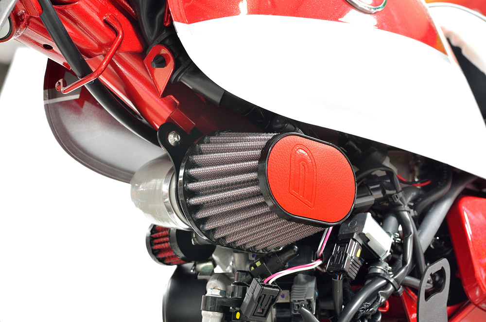 MNNTHBX Mtake for the Honda Monkey 125 (Intake kit) (Pre-Order expected  September 15)